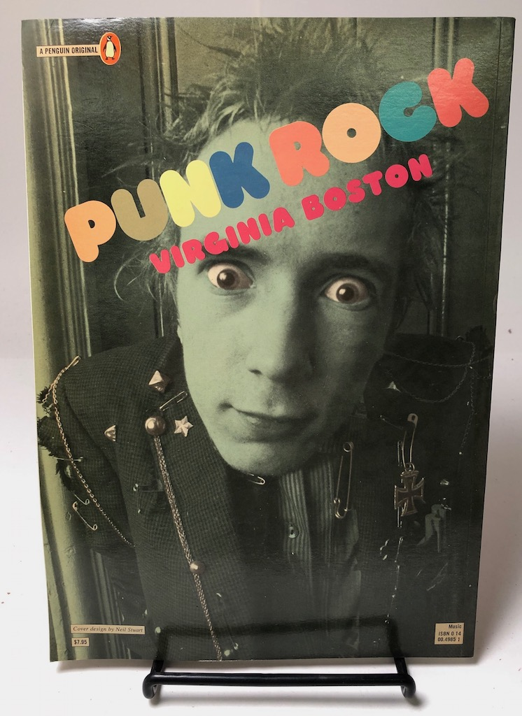 Punk Rock by Virginia Boston Published by Penguin Books 1978 1st Edition 13.jpg