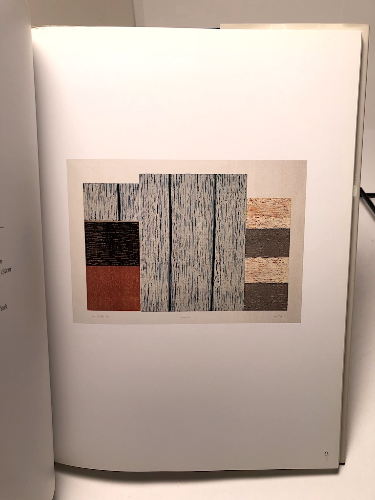 Sean Scully Prints Catalogue Raisonne 1968-1999 Hardback with Dust Jacket 12.jpg