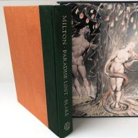 Milton Paradise Lost Illustrated by William Blake Folio Society 3rd Ed 2004 Slipcase 1.jpg