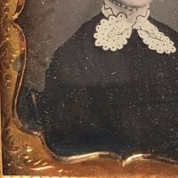 Ninth Plate Daguerreotype Hand Tinted Woman with Large White Lace Collar 10.jpg