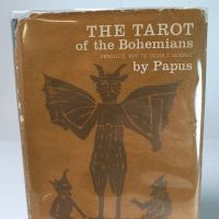 The Tarot of the Bohemians by Papus Published Arcanum Books 1965 3rd edition Hardback With DJ 1.jpg