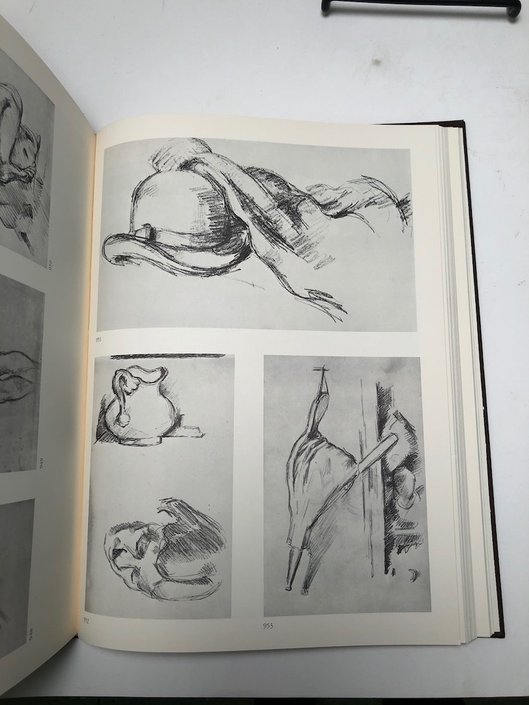 The Drawings of Paul Cezanne a Catalogue Raisonne by Adrien Chappuis 2 volumes in slipcase Pub by New York Graphics Society 1973 21.jpg