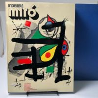 Indelible Miro by Yvon Tailandier Pub by Tudo Hardback with Slipcase 1.jpg