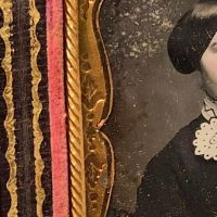 Ninth Plate Daguerreotype Hand Tinted Woman with Large White Lace Collar 6.jpg
