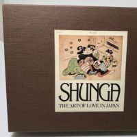 Shunga The ARt of Love in Japan by Tom and Mary Anne Evans Pub by Paddiington Press With Slipcase 3.jpg