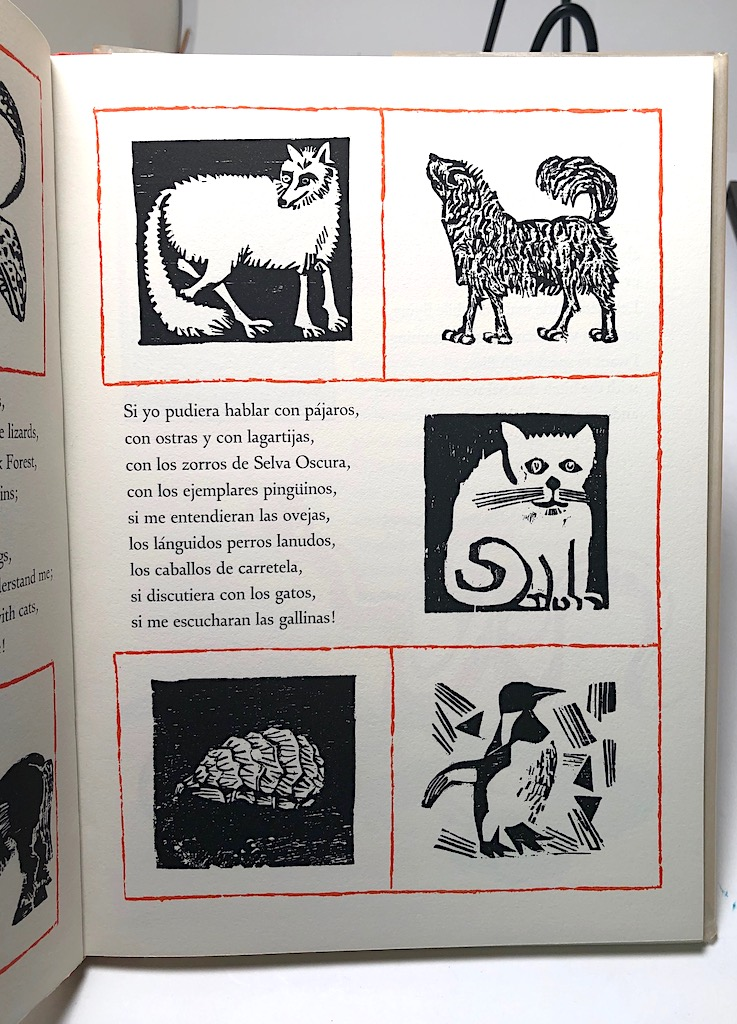 Bestiary Bestiario A Poem by Pablo Neruda and woodcuts by Antonio Frasconi 242:300 14.jpg