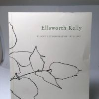 Ellsworth Kelly Plant Lithographs 1973-1997 Susan Sheehan Gallery 1.jpg