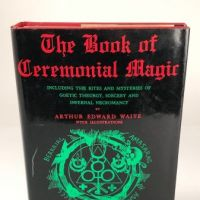 The Book of Ceremonial Magic by Arthur Edward Waite 1st Ed. Hardback Bell Publishihng 1.jpg
