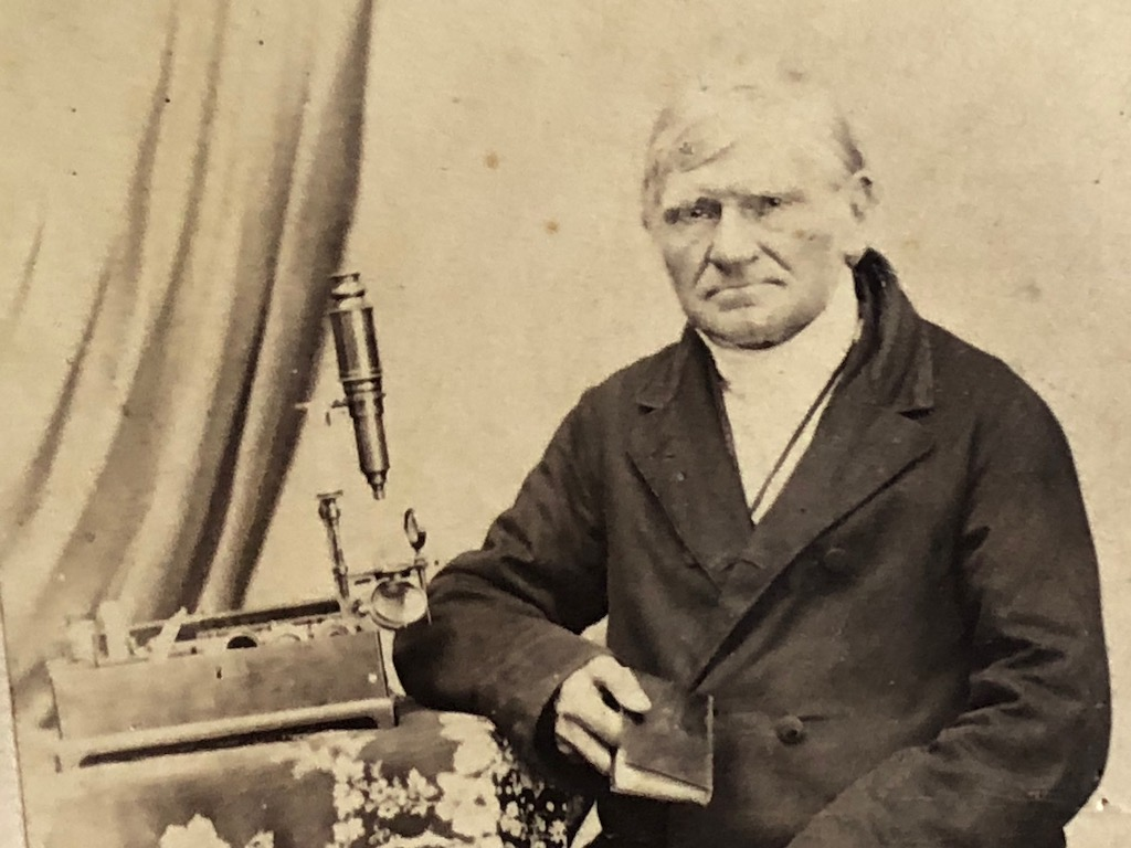 CDV Scientist with Microscope in Loing Black Jacket 3.jpg