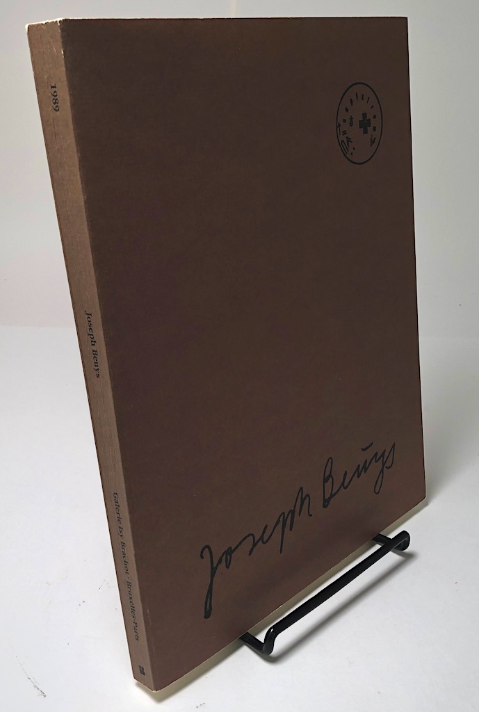 Joseph Beuys Pub by Galerie Isy Brachot 1989 Exhibition Catalogue 3.jpg