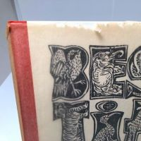 Bestiary Bestiario A Poem by Pablo Neruda and woodcuts by Antonio Frasconi 242:300 2.jpg