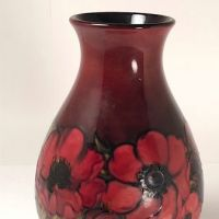 Moorcroft Poppy with Flambe glaze vase 1.jpg