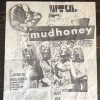 Mudhoney Flyer Sunday July 29 1990 at Jimmys 8200 Willow New Orleans 1.jpg