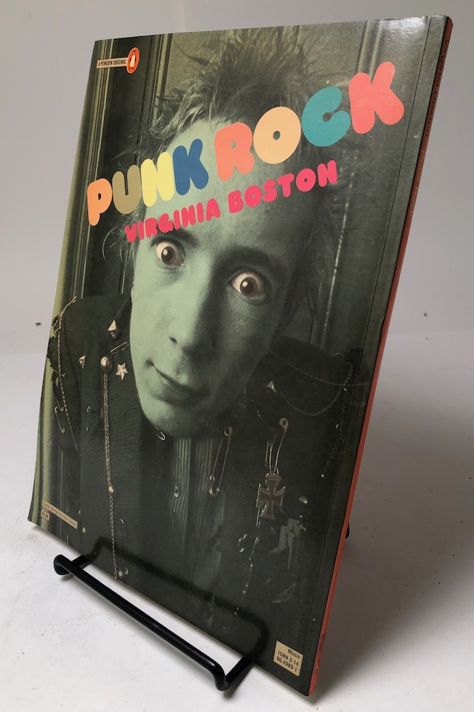 Punk Rock by Virginia Boston Published by Penguin Books 1978 1st Edition 12.jpg