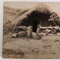 Igorrote Bontoc Mt. P.I. Real Photographic Postcard Circa 1910 Headhunter Philippines 1.jpg