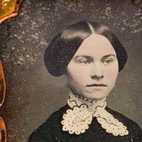 Ninth Plate Daguerreotype Hand Tinted Woman with Large White Lace Collar 9.jpg