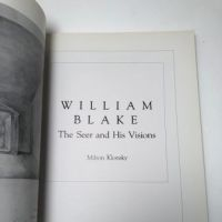 William Blake The Seer and His Work by Milton Klonsky Harmony Books 3.jpg
