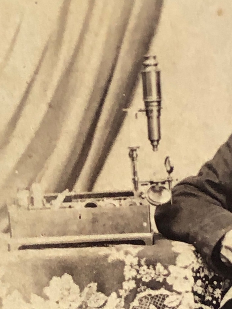 CDV Scientist with Microscope in Loing Black Jacket 6.jpg