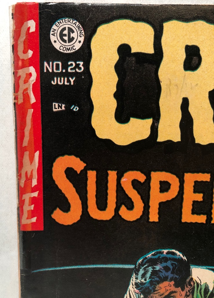 Crime SuspenStories No. 23 July 1954 published by EC Comics 2.jpg