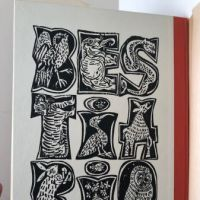 Bestiary Bestiario A Poem by Pablo Neruda and woodcuts by Antonio Frasconi 242:300 18.jpg