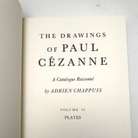 The Drawings of Paul Cezanne a Catalogue Raisonne by Adrien Chappuis 2 volumes in slipcase Pub by New York Graphics Society 1973 17.jpg