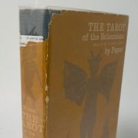 The Tarot of the Bohemians by Papus Published Arcanum Books 1965 3rd edition Hardback With DJ 2.jpg