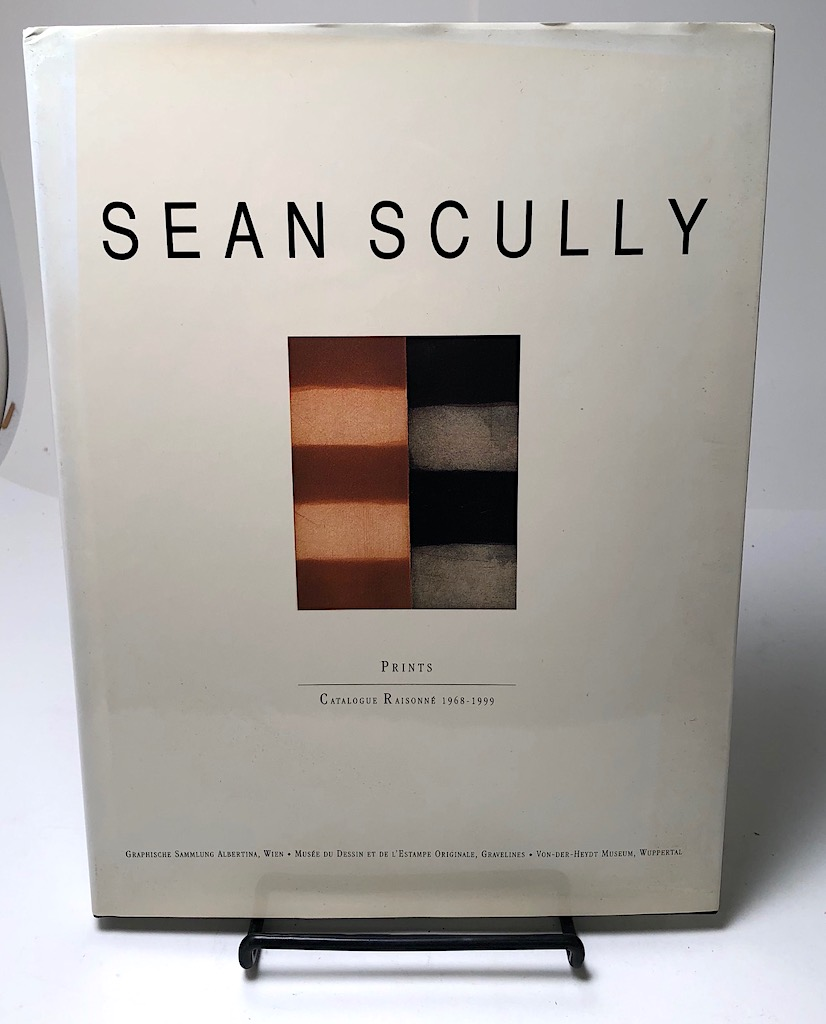 Sean Scully Prints Catalogue Raisonne 1968-1999 Hardback with Dust Jacket 1.jpg