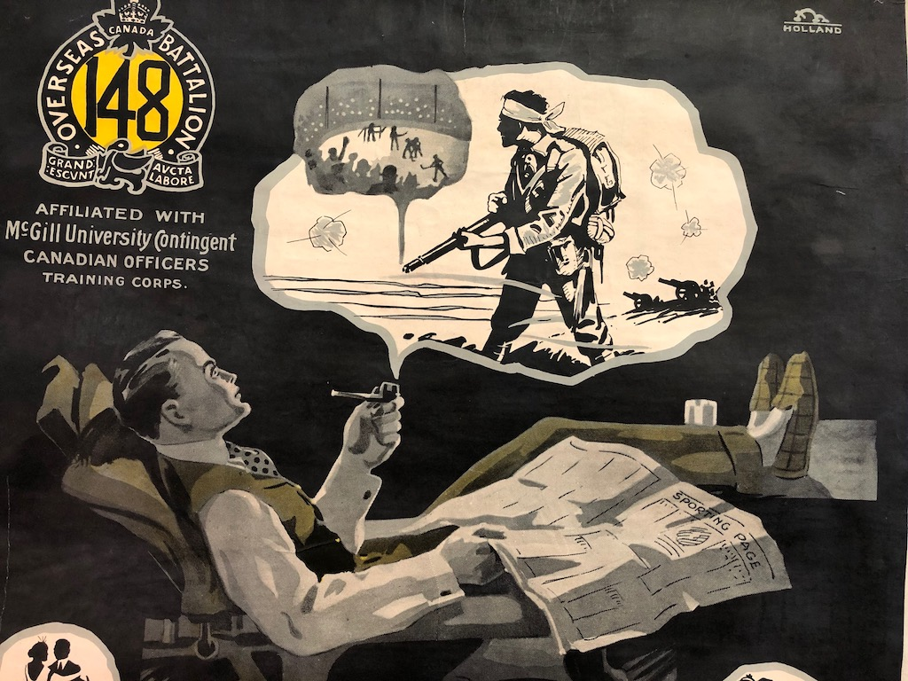 Why Don't I Go? 148th Battalion Needs Me Poster WWI 10.jpg