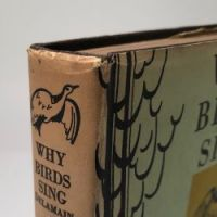 Why Bird Sing by Jacques Delamain 1st ed. hdbk Signed by Prentiss Taylor 2.jpg
