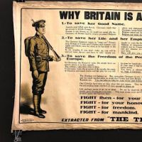 Why Britain Is At War Poster Published David Allen WWI 2.jpg