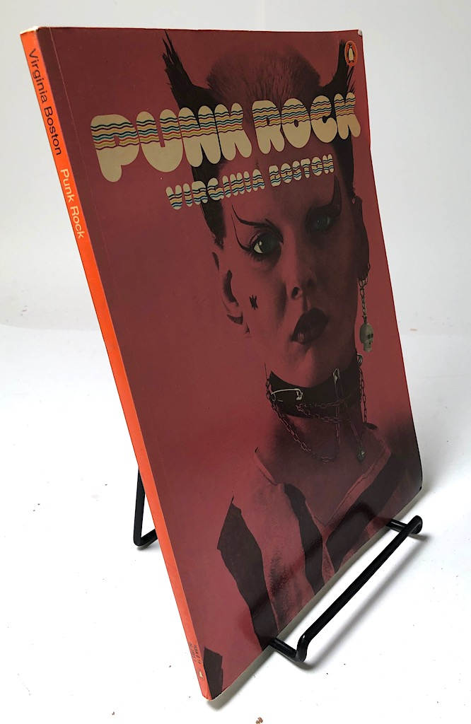 Punk Rock by Virginia Boston Published by Penguin Books 1978 1st Edition 3.jpg