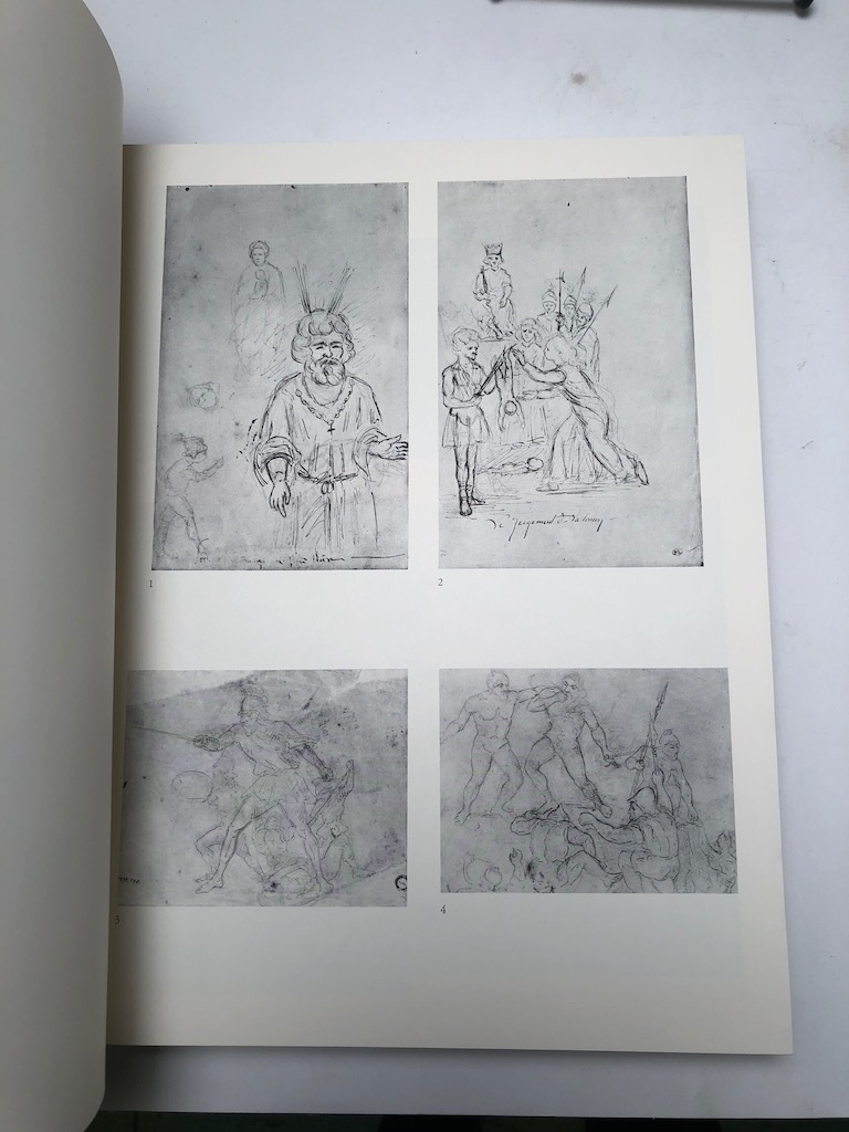 The Drawings of Paul Cezanne a Catalogue Raisonne by Adrien Chappuis 2 volumes in slipcase Pub by New York Graphics Society 1973 19.jpg