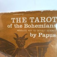The Tarot of the Bohemians by Papus Published Arcanum Books 1965 3rd edition Hardback With DJ 4.jpg