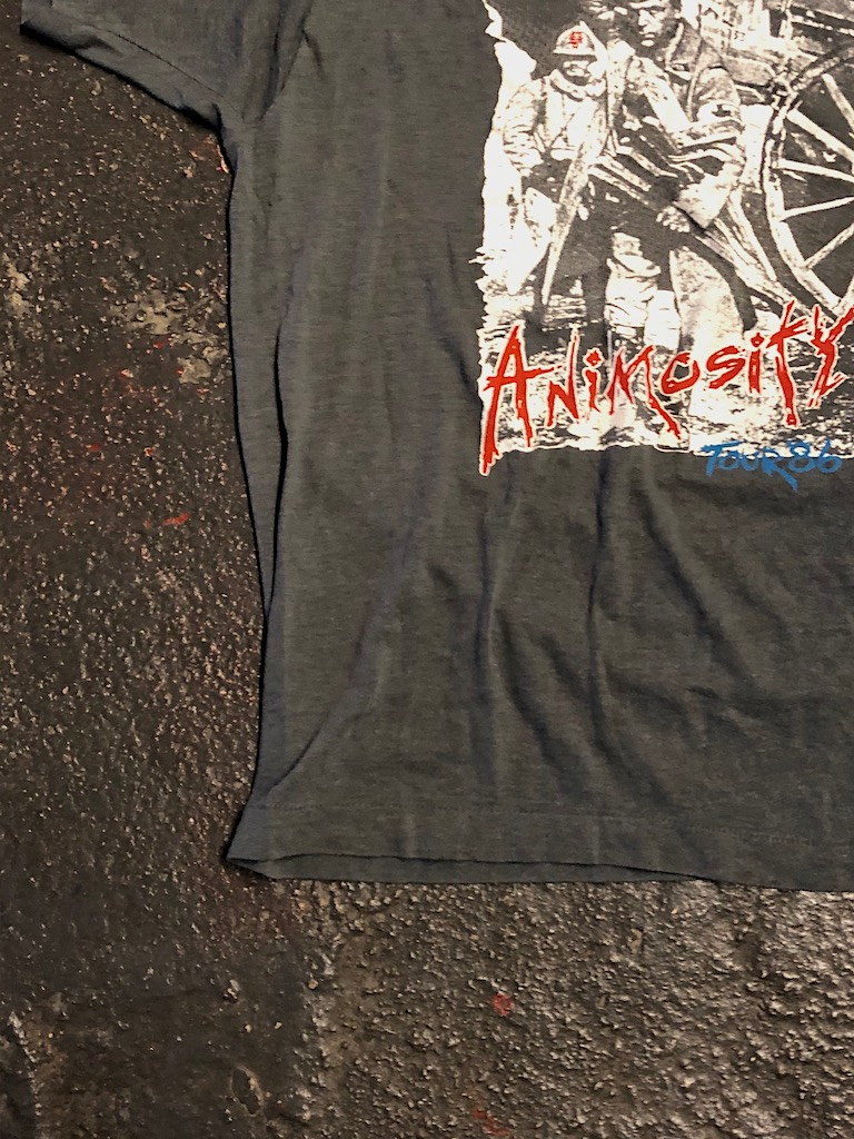1986 Tour Shirt Corrosion of Conformity Animosity Tour Loss for Words T Shirt 5.jpg
