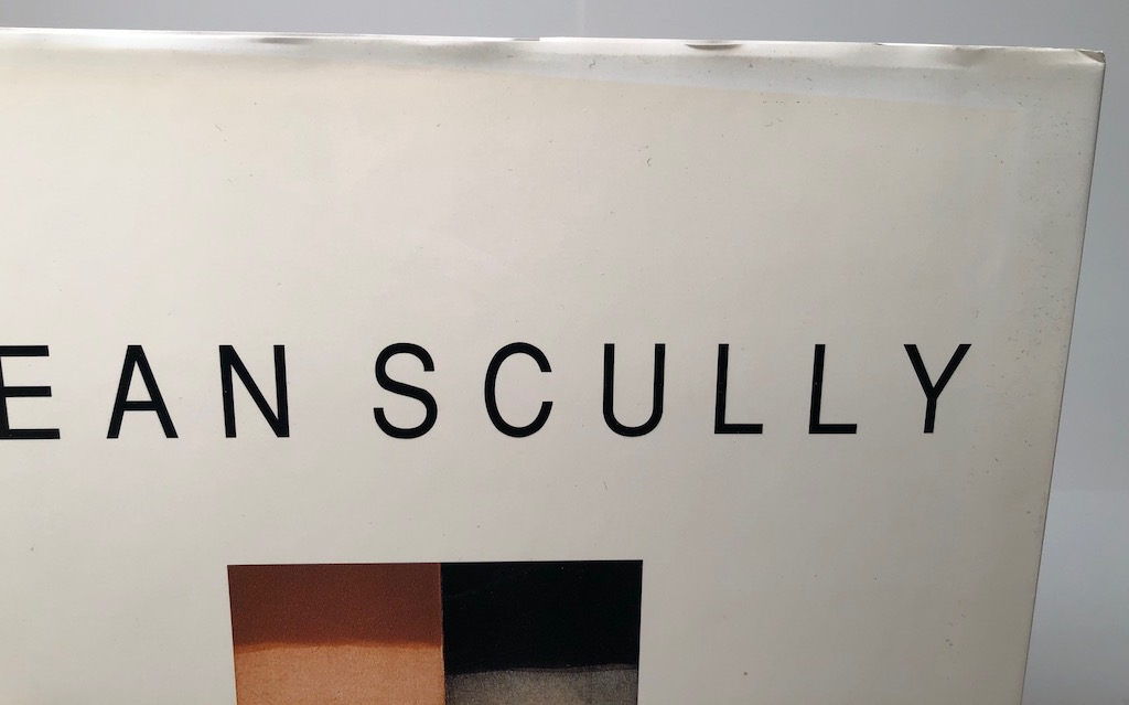 Sean Scully Prints Catalogue Raisonne 1968-1999 Hardback with Dust Jacket 3.jpg
