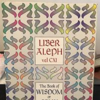 Liber Aleph Vel CXI The Book of Wisdom Aleister Crowley Weiser Books 1.jpg