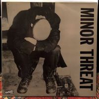 Minor Threat Dischord Records 12 Grey Cover Germany, Austria, Switzerland Pressing 1.jpg