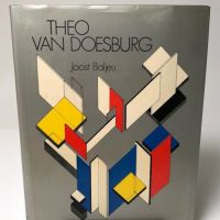 Theo Doesburg by Joost Baljeu 1st Ed Published by Macmillan Hardback with DJ 1.jpg