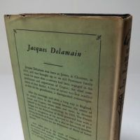 Why Bird Sing by Jacques Delamain 1st ed. hdbk Signed by Prentiss Taylor 4.jpg
