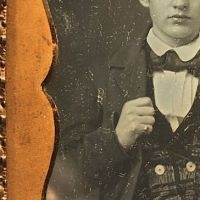 Daguerreotype of Young Dandy Posed with Style Ninth Plte Size Case Image 9.jpg