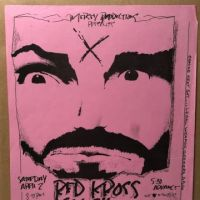 Red Kross Sin 34 Invisible Chain Saturday April 2 1983 Mason Flyer  9.jpg