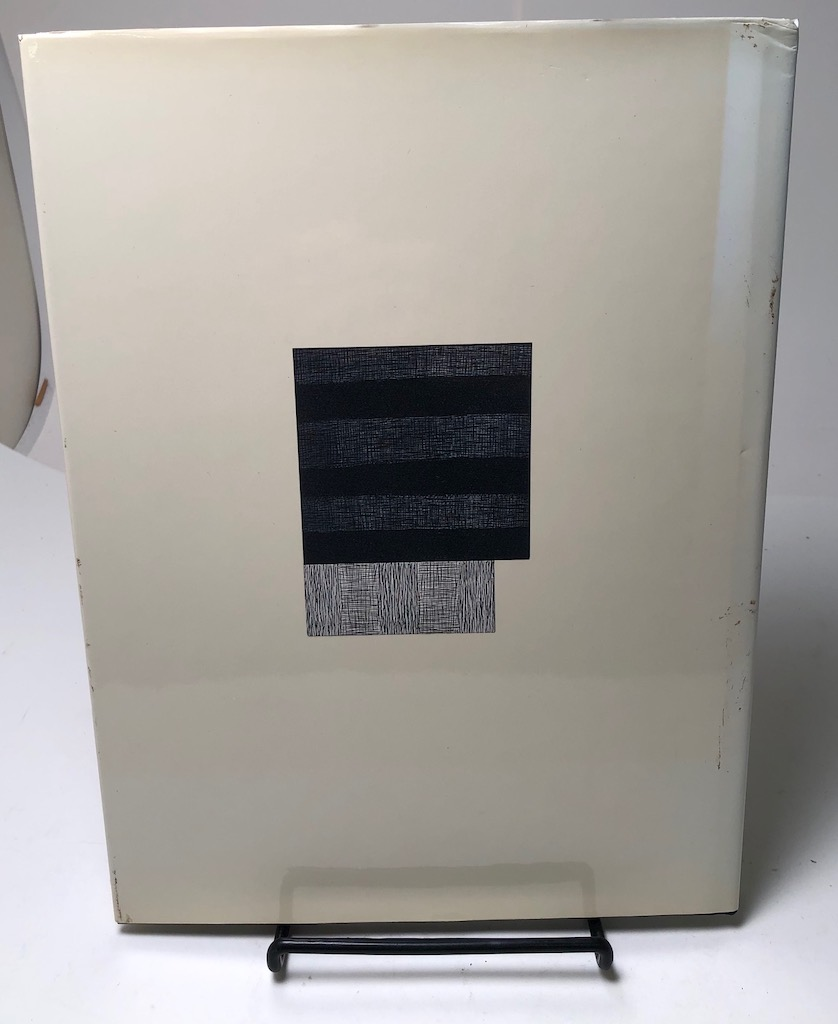 Sean Scully Prints Catalogue Raisonne 1968-1999 Hardback with Dust Jacket 5.jpg