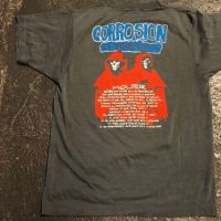 1986 Tour Shirt Corrosion of Conformity Animosity Tour Loss for Words T Shirt 7.jpg
