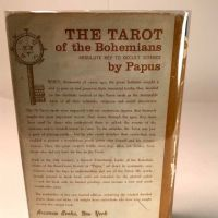 The Tarot of the Bohemians by Papus Published Arcanum Books 1965 3rd edition Hardback With DJ 7.jpg