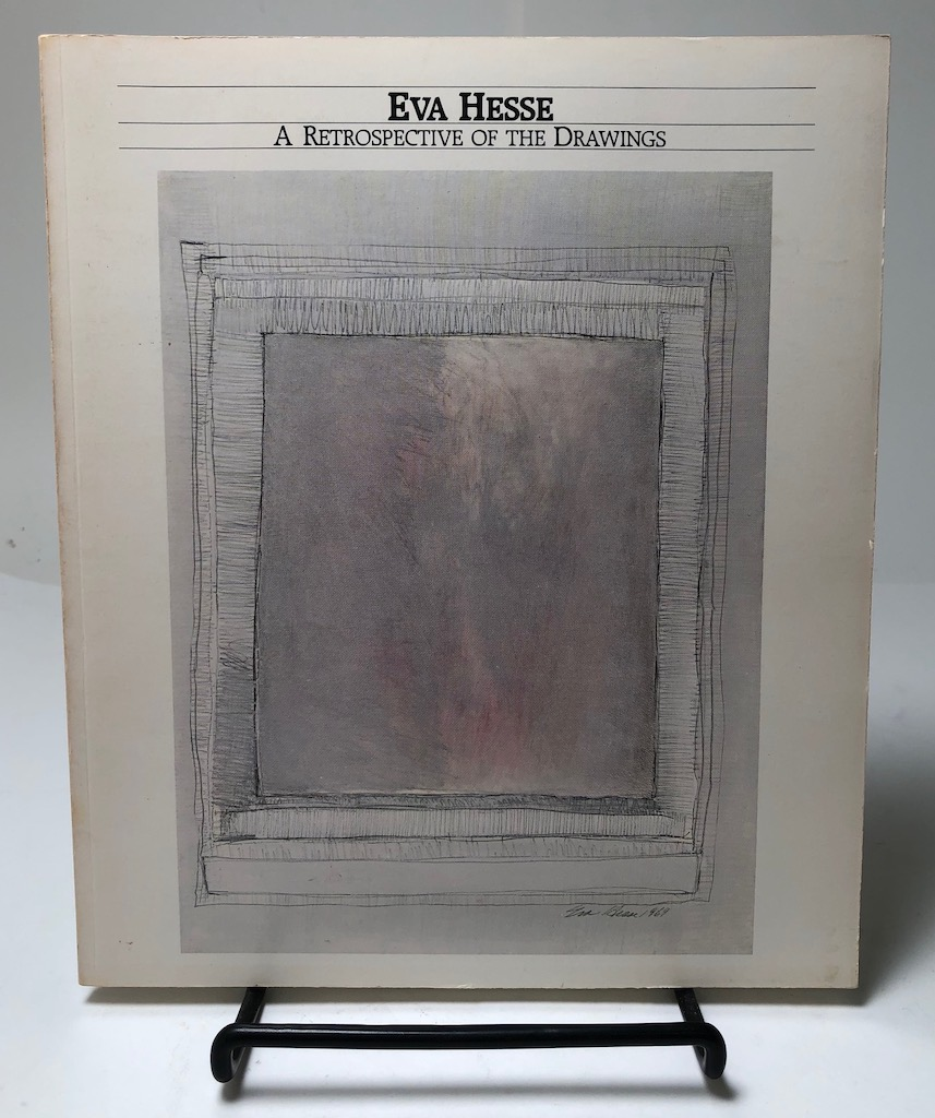 Eva Hesse A Retrospective of The Drawings 1982 Exhibition Catalogue 1.jpg