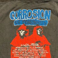 1986 Tour Shirt Corrosion of Conformity Animosity Tour Loss for Words T Shirt 8.jpg