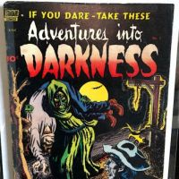 Adventures Into Darkness No. 5 August 1952 published by Standard Comics  Better Comics 1.jpg
