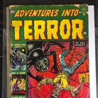 Pre Code Horror Comic Adventures into Terror No 15 January 1953 Pub by Atlas Marvel 1.jpg