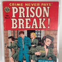 Prison Break! No. 2 November 1951 1.jpg