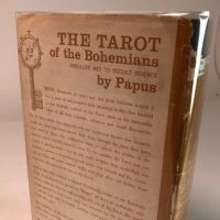The Tarot of the Bohemians by Papus Published Arcanum Books 1965 3rd edition Hardback With DJ 8.jpg